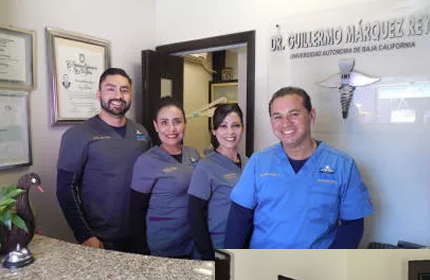 Dental services in Algodones